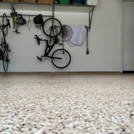 Garage Flooring _ Shelves Louisville